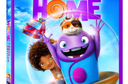 Dreamworks Animation's 'Home' Is Available Now On Blu-Ray, DVD & Digital HD