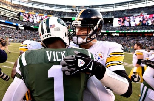 Black & Yellow: Mike Vick Signs A 1 Year Deal With The Pittsburgh Steelers