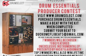 HHS1987 Exclusive: Ducko McFli Presents – Drum Essentials Producer Contest!