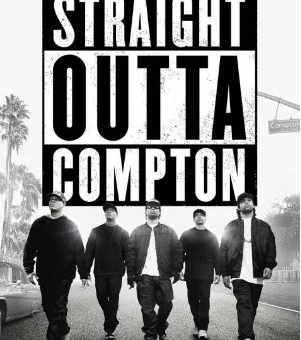 "HHS1987's Own, Milan Carter Sits Down With The Cast Of The N.W.A. Biopic, ""Straight Outta Compton"" For A Q&A"