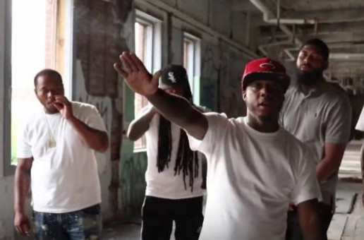 Reed Dollaz x Wyise x Mike D'Angelo – Drill Team (Video)
