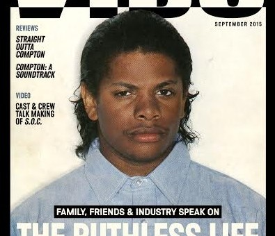 VIBE Honors Eazy E With Digital Cover!
