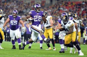 Football Is Back!: The Minnesota Vikings Face The Pittsburgh Steelers Tonight In The 2015 NFL Hall Of Fame Game