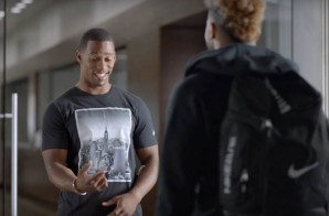 Step Brothers: New York Giants Stars Victor Cruz & Odell Beckham Jr Troll Each Other In New Foot Locker Commercial (Video)