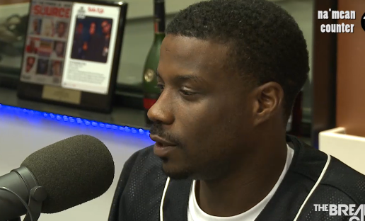 Jay Rock Sits Down With The Breakfast Club (Video)