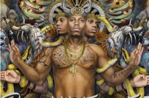 """B.o.B. Unveils Cover Art To Forthcoming Project, """"Psycadelik Thoughtz"""""""