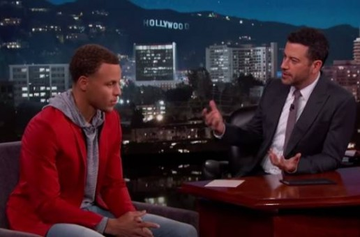 Steph Curry Talks Playing Golf With Obama On Jimmy Kimmel Live