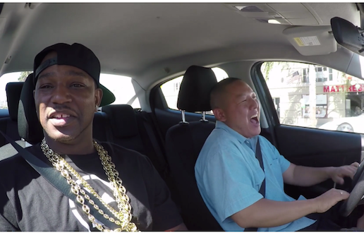Scion x Eddie Huang: Stories From Cam'Ron & Vince Staples (Video)