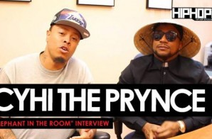 """Cyhi The Prynce Clears The Air On His Record """"Elephant In The Room"""", Talks Kayne West, His New Album, Hip-Hop's Role In Black Lives Matter & More With HHS1987 (Video)"""