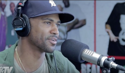 Big Sean Checks In With Big Boy on Real 92.3 During iHeartRadio Music Festival Weekend (Video)