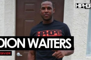 Dion Waiters Talks Championship or Bust For Upcoming Season, & More with HHS1987 (Video)