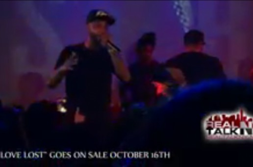"""Joe Budden Performs """"Slaughtermouse"""" For The First Time"""