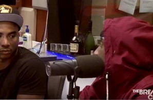 K Camp Visits The Breakfast Club (Video)
