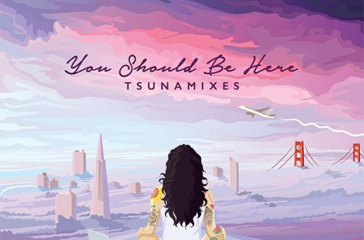 """Stream Kehlani's """"You Should Be Here"""" Remix Tape"""