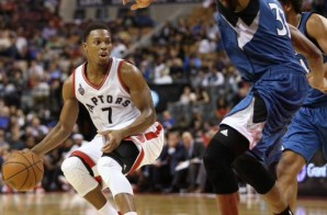 Toronto Raptors All-Star Kyle Lowry Explodes for 40 Points Against The Minnesota Timberwolves (Video)