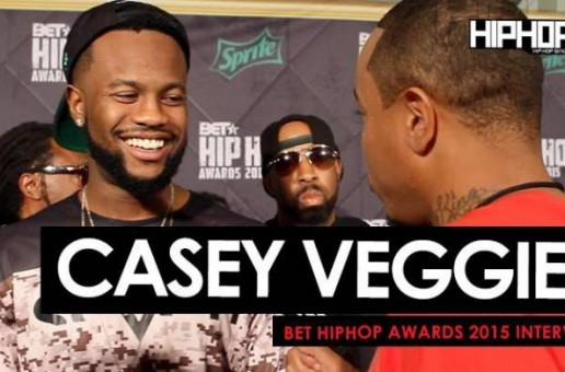 Casey Veggies Talks 'Live & Grow', His Upcoming Tour With Dom Kennedy, Peas & Carrots & More On The 2015 BET Hip-Hop Awards Green Carpet (Video)