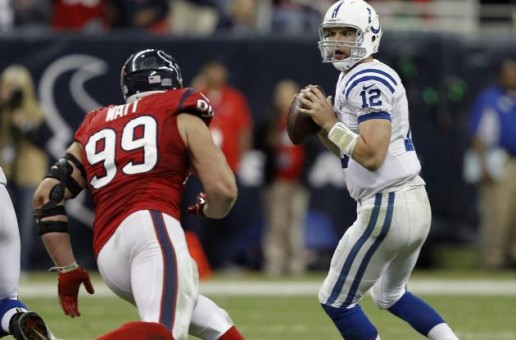 TNF: Indianapolis Colts vs. Houston Texans (Predictions)