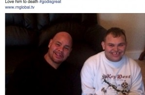 Fat Joe Shares Heartfelt Tribute To Son With Special Needs