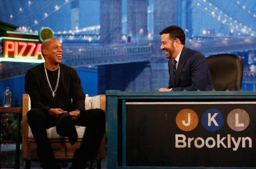 Jay Z Performs On Jimmy Kimmel (Video)