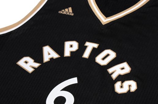 "Introducing The 2015-2016 Toronto Raptors ""OVO"" Alternate Uniforms (Photos)"