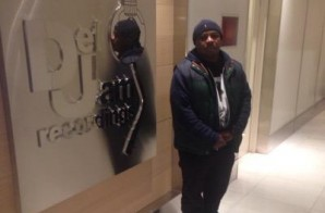 Def Jam's Quincy 'Big Heff' Taylor Joins Forces With City Music Deal!