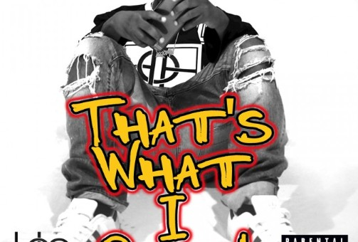 Hit-Boy – That's What I Get Ft. James Fauntleroy