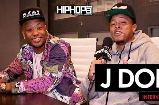 J Doe Talks Working With Busta Rhymes, Songwriting, The West Coast Music Culture & More With HHS1987 (Video)