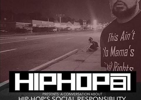Join Dr. Biko Baker, Tef Poe & Eldorado For A Special A3C Panel: Hip-Hop's Social Responsibility (Today At 5pm)