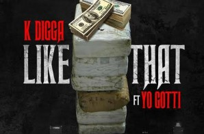 K Digga – Like That Ft. Yo Gotti (Prod. By Zaytoven)