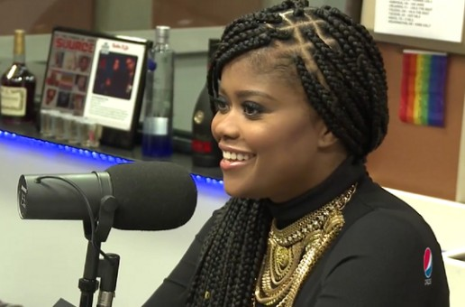 Karen Civil Talks Her New Book, Not Being A Cheerleader For Certain Rappers, Business Ventures & More w/ The Breakfast Club (Video)