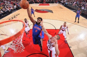 Detroit Against Everybody: Pistons Star Andre Drummond Records Another 20/20; Reggie Jackson Drops 40 (Video)