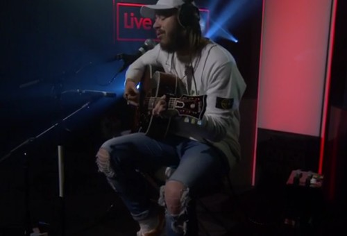 Post Malone Covers Kanye's 'Heartless' (Video)