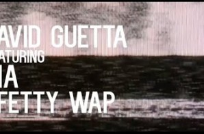 David Guetta – Bang My Head Ft. Sia & Fetty Wap (Video)