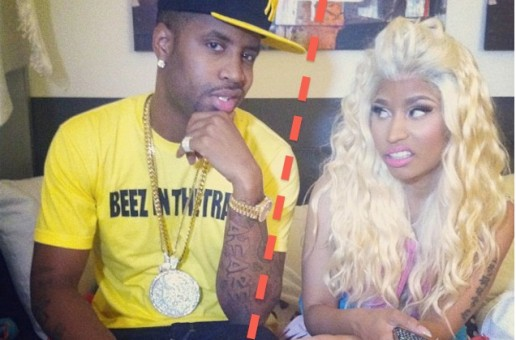 Safaree Samuels Is Taking Nicki Minaj To Court