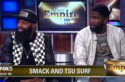 Smack & Tsu Surf Discuss Battle Rap On Fox News (Video)