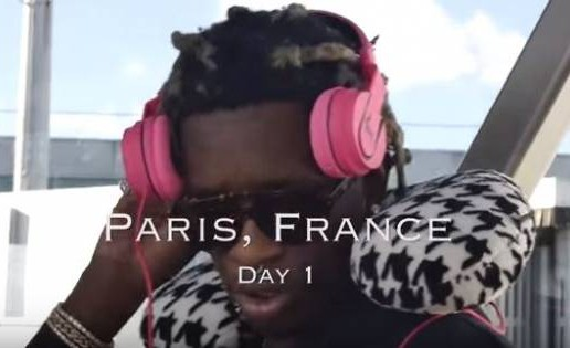 Young Thug #TourLife European Run: Paris Day 1 (Video)