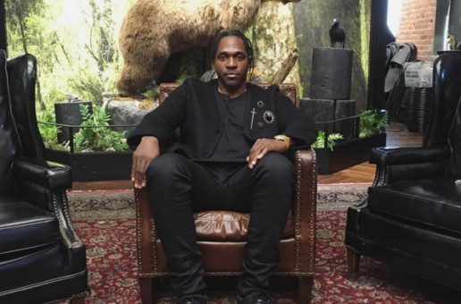 Pusha T Reveals 'Darkest Before Dawn' Album Release Date!