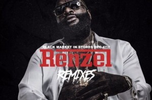 Rick Ross Releases His Double Disc Project 'Renzel Remixes'