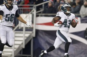 Philadelphia Eagles RB Darren Sproles Pulls Off A Tredemous 83-Yd Punt Return vs. the New England Patriots (Video)