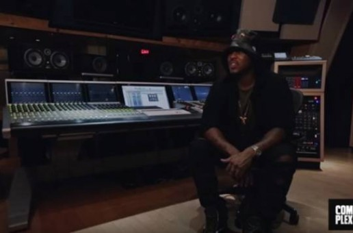 """Jeremih Talks About The Making of """"Birthday Sex"""" For Complex """"First"""" Series"""