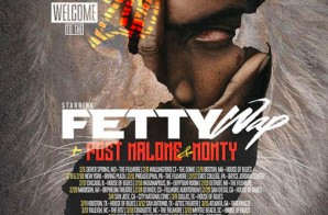 Fetty Wap's Hitting The Road For The 'Welcome To The Zoo' Tour