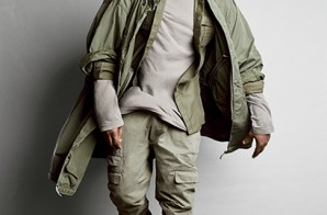 Kanye West Named GQ's 'Most Stylish Man' Of 2015!