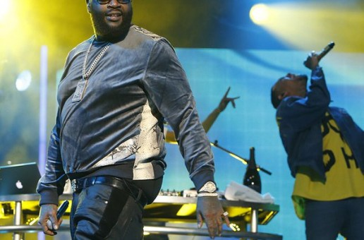 "Rick Ross & Chris Brown Perform ""Im Sorry"" Live On Jimmy Kimmel Live (Video)"