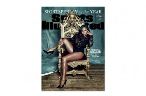 Serena Williams Named Sports Illustrated 2015 Sportsperson Of The Year!