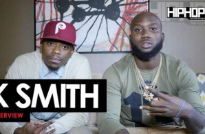 K Smith Talks 'Westside 2x', Working On A Movie With Meek Mill & Will Smith, Possible Music With Williow & Jaden Smith & More (Video)