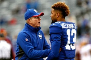 """ODB: Odell Beckham Jr. Kicks A Freestyle Over Young Dolph's Hit Record """"Preach"""" (Video)"""
