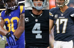 Hotel California: The St. Louis Rams, Oakland Raiders & San Diego Chargers All File For Relocation To Los Angeles
