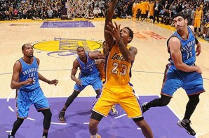 Sweet Lou: Lakers 6th Man Lou Williams Drops A Career High 44 Points Against Oklahoma City