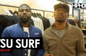 Tsu Surf Talks 'Newark', Upcoming Projects, What's Next For Him In Battle Rap, & More (Video)