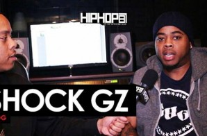Shock Gz – All I Know (HHS1987 Vlog & In-Studio Performance)